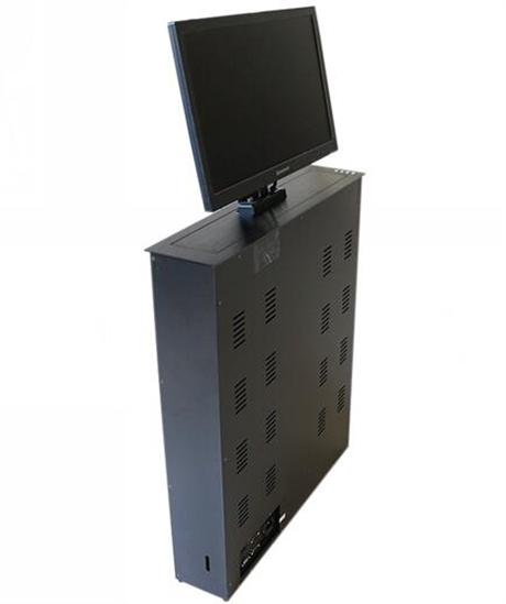 升降器,审讯用桌升降器