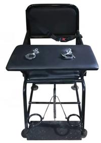 软包铁质审讯椅约束椅型号