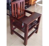 审讯椅木质犯人椅询问椅