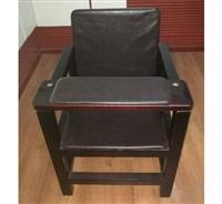 木质软包审讯椅检察院审讯专用桌椅