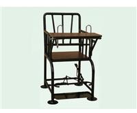 钢管审讯椅规格型号/ 审讯室专用家具