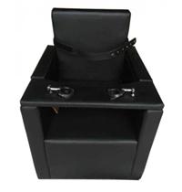 电磁锁软包审讯椅/看守所新款审讯椅