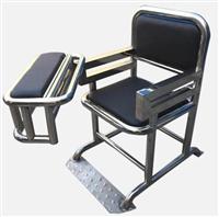 不锈钢审讯椅约束椅/审讯室办公椅批发