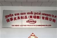 祝贺佳宁皮具制品柬埔寨有限公司顺利通过BSCI验厂认证