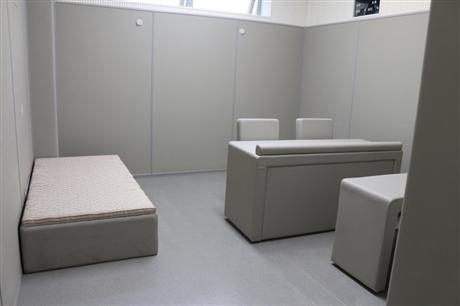 留置室防撞软包E0级环保新材料