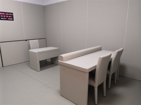 留置室软包建设材料 打造标准留置房间