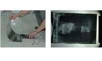 防漏电型单个灰尘足迹静电膜