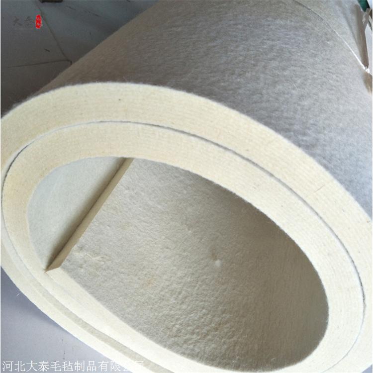 廠家定做純羊毛氈 彩色羊毛氈多種厚度