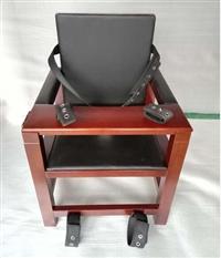 木质约束椅看守所询问椅审讯椅