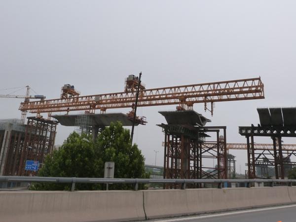 广西北海200吨架桥机租赁 诚意满满
