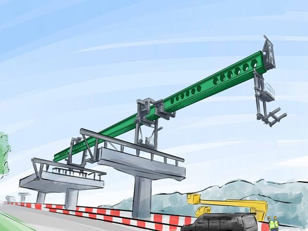 广西梧州180吨架桥机租赁 支持三包服务