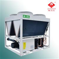 风冷模块机60匹螺杆机系统水冷机厂家定制