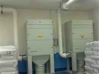 土壤实验室通风除尘设备设计安装