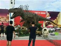 恐龙出租展览模型产品
