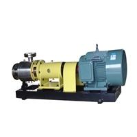 乳化泵 高剪切乳化泵 均质研磨泵