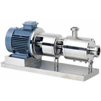 高剪切乳化机 乳化泵 均质泵 管线式乳化研磨泵
