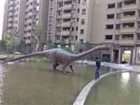 恐龙出租布展安装