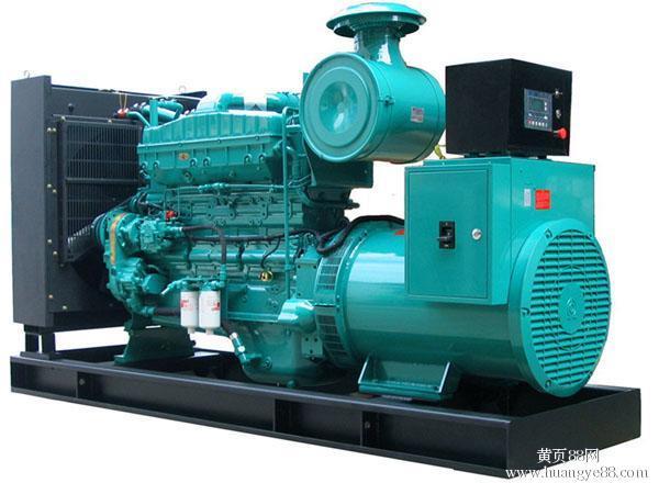 香河進口發電機出租價格優惠邁銳機電