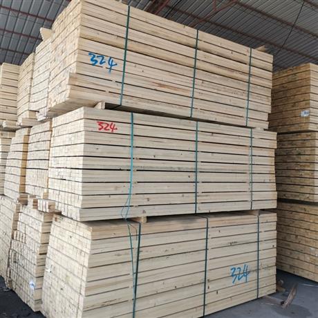 新西兰辐射松建筑木方价格 沪中和兴