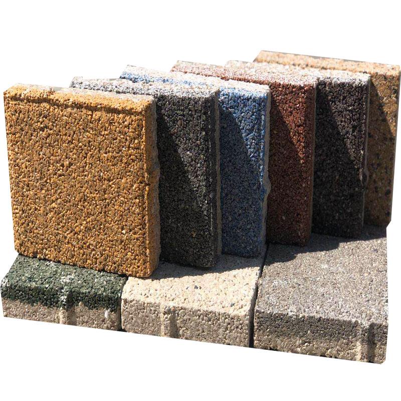 四川陶瓷透水砖 600*300透水砖众光有