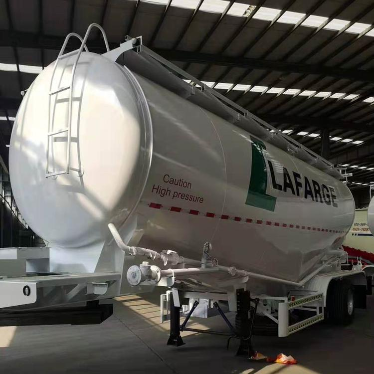 35立方轻型水泥罐车配置  报价