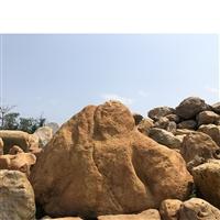生态石价格 大型园林景观石价格 黄蜡石鸡血石 惠安公园石