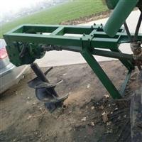 多用植树挖坑机林业机械 小型轻便挖坑机-WKJ