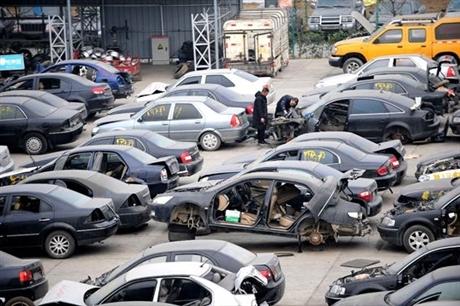廣州車輛報廢車回收公司電話