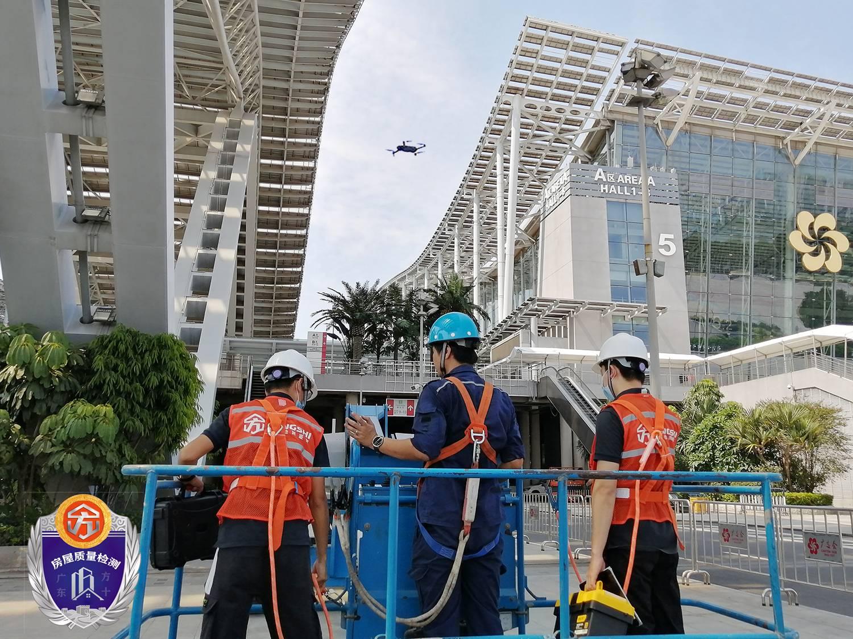 珠海钢结构检测鉴定中心 钢结构无损检测机构