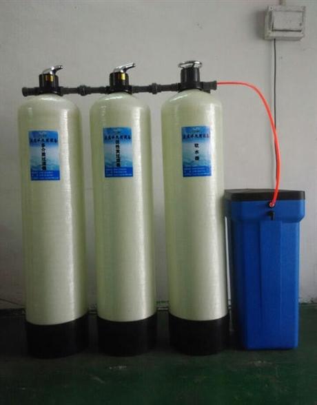 庆阳软化水设备