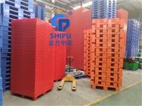 黃南塑料卡板價格1210組合棧板托盤生產廠家