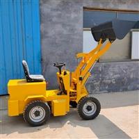 多功能铲料装载机 电动小铲车 室内小铲车装载机