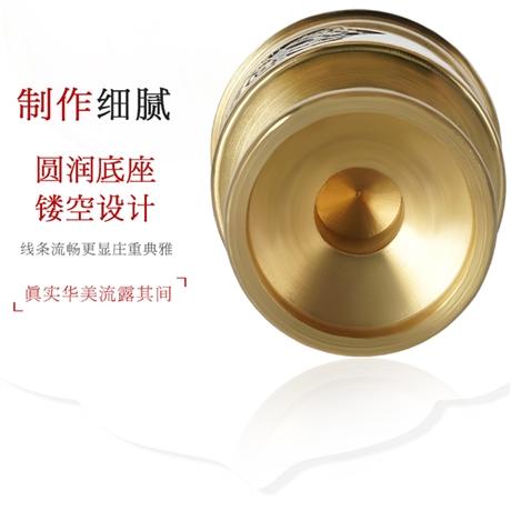 酒器爵杯仿古 海峰三宝  长期供应 纯铜杯身圣水杯