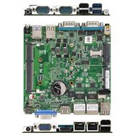 NANO迷你ITX電腦主板  J1900雙網雙串微型工控機主板
