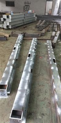 滲透檢測查驗鋼結構焊縫