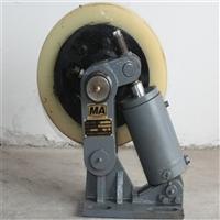直销缓冲式滚轮罐耳 立井提升容器用滚轮罐耳 液压滚轮罐耳缓冲器