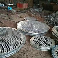 河北不銹鋼管板鉆孔廠家加工廠家價格弘明管道公司