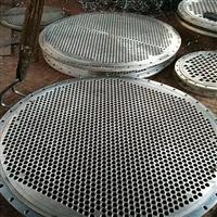 河北不銹鋼管板數控鉆孔生產廠家 弘明管道公司