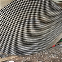 山西合金鋼管板數控鉆孔圖紙定做加工廠家弘明管道公司