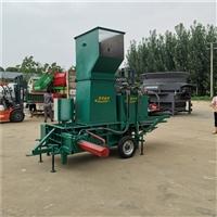 方捆压捆机价格 国家补贴农机具 青饲料压块机