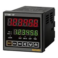 现货韩国进口autonics计数器CT6M-1P4青岛奥托尼克斯代理商低价