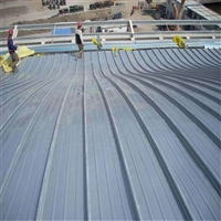 GI有花镀锌板电厂化工厂hdp高耐候生产厂家