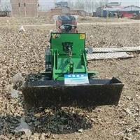 装载机抓草机厂家  四驱电动铲车 柴油工地装载机