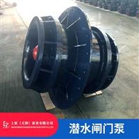 闸门泵制造商/全贯流闸门泵/QGWZ闸门泵