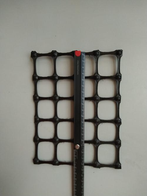 纵横向拉伸强度30kN/m塑料双向土工格栅产品优势