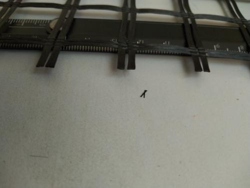 纤塑格栅提供第三方检测报告  双向纤塑土工格栅