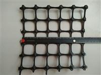 抗拉强度30kN/m双向拉伸塑料土工格栅可按图纸定做