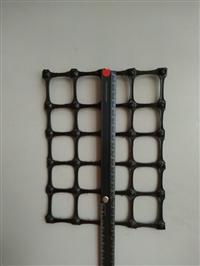 抗拉强度30kN/m塑料双向拉伸土工格栅质优价廉