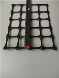 纵横向拉伸强度50kN/m双向塑料土工格栅施工方法