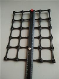 纵横向拉伸强度15kN/m双向拉伸土工格栅承载力强